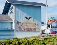 (lucas.deshazer) Tags: washington mural eagle casino 4x5 chamonix largeformat couleedam kodakportra400