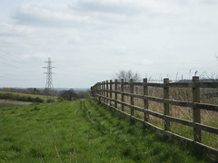 Just because it's Friday! (HFF) (JP Photography74) Tags: uk england fence outdoors hff staffs