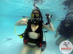 Learning to Scuba Dive in Miami-Apr 2016-45 (Squalo Divers) Tags: usa divers florida miami scuba diving learning padi ssi squalo