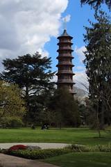 Pagoda (pesce_d_aprile) Tags: uk kewgardens london kew pagoda europe unitedkingdom botanicgardens royalbotanicgardens royalbotanicgardenskew