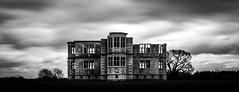 Lyveden (Matthew Johnson1) Tags: longexposure england blackandwhite northamptonshire nationaltrust daysout lyveden elizabethanlodge lyvedennewbild pe85at