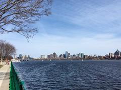 Charles River ((Jessica)) Tags: cambridge boston skyline spring massachusetts charlesriver pw