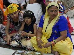 SikhTempleNewDelhi025 (tjabeljan) Tags: india temple sikh newdelhi gaarkeuken sikhtemple gurudwarabanglasahib