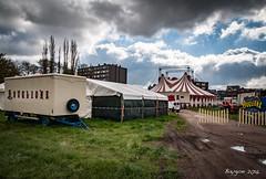 Stage door (ericbaygon) Tags: fun nikon circus passion trailer cirque bouglione remorque d300s