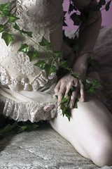 Where They Grow (Sophie.Dituri) Tags: pink flowers light woman plant nature beauty flesh female photo soft natural skin body softness sophie vine lilah koryn dituri