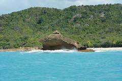 Hawksbill Rock in Antigua (vbvacruiser) Tags: cruise vacation beach antigua hawksbill caribbean silversea silverwind