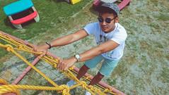 Lubao Hot air Balloon at Pradera Verde (26 of 29) (Rodel Flordeliz) Tags: travel sky hot air balloon billboard adventure oxygen riding hotairballoons pradera pampanga bataan lubao lubaohotair