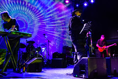Hawkwind, The Machine Stops Tour 2016 (www.fstop22.info) Tags: lighting people musician music colour rock effects lights concert live stage band performer hawkweed hawkwind projections perforner