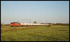 DBC 1604+49512 styreen trein te Eempolder (MyronvRuijven) Tags: 1600 pools polen polder trein luchtballon amersfoort dbs soest 1604 dbc botlek eempolder 49512 styreen