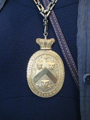Deacon's Medallion - front (miketransreal) Tags: edinburgh medallion guild incorporated websters trades 1475