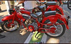 MOTO GUZZI (baffalie) Tags: old classic bike sport vintage italian italia expo retro motorbike bologna moto motorcycle italie ancienne classicas