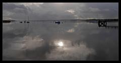 P1210632 (bonnybob13) Tags: reflection wet rain clouds grey moody overcast stormy greysky badweather stormclouds leaden greyclouds moodysky heavyclouds leadensky
