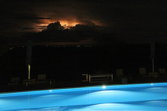 TEMPORALE IN PISCINA / STORM ON THE POOL - EXPLORE #160 JAN.11.2016 (GIO_CRIS) Tags: explore 160 jan112016