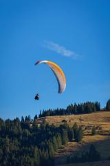 Blue Sky (ninfaj) Tags: sky sony tele paraglider sel70200g fe70200mmf4goss 115picturesin2015 sonyalpha7ii sel70200gf4