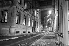 Streets of Lux (Mark Griffith) Tags: travel bw work amazon amazoncom luxembourg businesstravel silverefexpro2 sonyrx1m2 sonyrx1rm2 20160121dsc02284edit