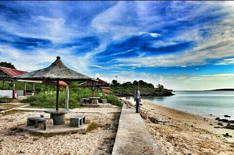 Tablolong Beach , Kupang , Indonesia