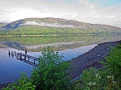 Loch Linnhe cerca de Fort William, Highlands (Escocia) (Miguelanxo57) Tags: naturaleza mountain lake reflection nature water landscape lago scotland highlands agua paisaje escocia reflejo montaa lochlinnhe fortwilliams