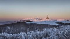 Buzludzha, sunrise 2015 (Alex___Wright) Tags: monument communist bulgaria soviet socialist shipka buzludzha buzludja