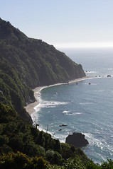 Knight Lookout, New Zealand (ARNAUD_Z_VOYAGE) Tags: ocean street new city mountain building art beach nature architecture landscape island state pacific action south country capital north zealand te region department southwestern municipality waipounamu ikaamui
