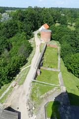 Vistas generales Castillo Adalberto Turaida Letonia Parque Nacional Gauja 04 (Rafael Gomez - http://micamara.es) Tags: parque vistas nacional castillo turaida letonia gauja adalberto generales