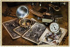 _U7A5091_4 (Robert Björkén (Hobbyfotograf)) Tags: bicycle vintage cards magic deck steampunk carddeck ellusionist
