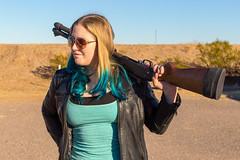 IMG_7684 (Foxshay) Tags: rifle guns shooting girlswithguns