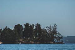 Privatizacin (cmenesese) Tags: chile travel lake nature landscape volcano ray scene villarrica lican