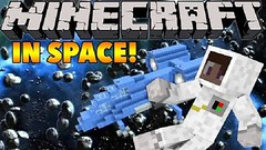I Wanna Go To Space Map 1.8.9 (MinhStyle) Tags: game video games gaming online minecraft