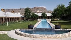 Lajitas Golf Resort Big Bend National Park (Corinna Witt) Tags: fountain golfresort hotelexterior luxuryhotels golfhotel texashotels cavalrypost lajitasgolfresort hotelbigbend bigbendhotels