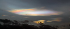 Rainbow Cloud (AndyorDij) Tags: uk england cloud storm clouds rainbow unitedkingdom rutland nacreousclouds 2016 empingham