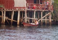 kampot (mrcharly) Tags: water kids river children asia cambodia kampot cambodja kampuchea preaektuekchhu