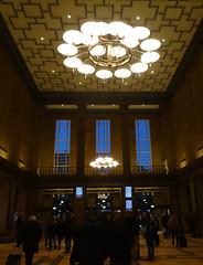 Heading home through the hall... (Jaedde & Sis) Tags: travel interior commuting railways railstation dsb aarhush