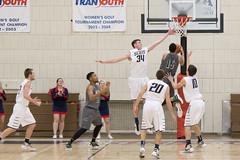 DAVE6157 (David J. Thomas) Tags: men sports basketball athletics arkansas owls scots batesville williamwoodsuniversity lyoncollege