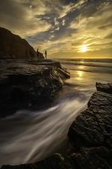 San Diego Sunset Cliff (nguyentruyen344) Tags: sunset cliff beach sandiego