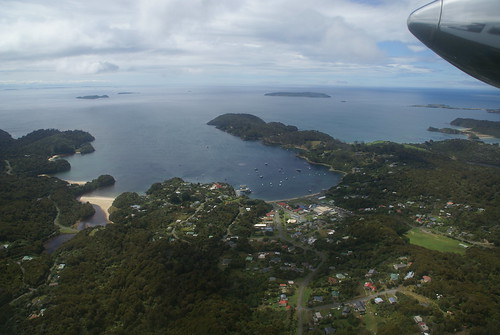 View Departing Stewart Island