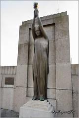 Herstal (hanquet jeanluc) Tags: statue bronze liege 2015 herstal statuebronze