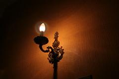 037 (Jusotil_1943) Tags: luces varios marron aplique