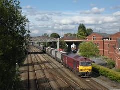 60040 6F05 Altrincham 02/09/11 (Neil Altyfan - Railway Photography) Tags: limestone tun oakleigh altrincham ews tunstead 60040 6f05 territorialarmycentenary
