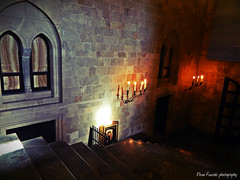 castle of knights , Rhodes (braziliana13) Tags: castle architecture nikon place indoor greece knights historical rodos rhodes greekisland   greekhistory  castleofknights