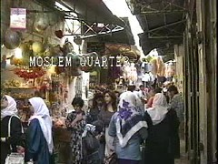 Moslem Quarter, Old City of Jerusalem (The Intrepid Berkeley Explorer) Tags: israel jerusalem moslemquarter oldcityofjerusalem