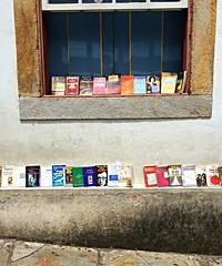 Livraria / Book store - Ouro Preto 2015 (Pablo Grilo) Tags: minasgerais mg ouropreto barroco aleijadinho cidadeshistoricas iphone6