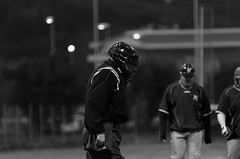 Padule Baseball (sesan) Tags: blackandwhite sport baseball