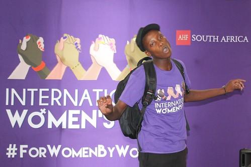 International Women's Day 2016: South Africa