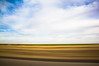 The trip home. (d_russell) Tags: sky abstract blur building car farm fast hwy ef24105mmf4 canon5dmarkiii