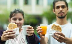Dicas bixos (eusoufamecos) Tags: caf lanche dica famecos suco bixos universitrio