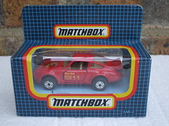 Vintage Matchbox Toys MB3 Red Porsche 911 Turbo Boxed 1980's Retro Toy (beetle2001cybergreen) Tags: red vintage toy toys 911 retro turbo porsche boxed 1980s matchbox mb3