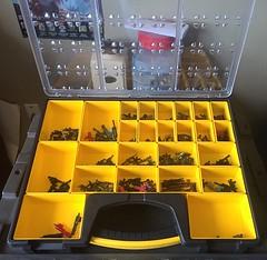 New Modern Weapon organizer (Mike-1911) Tags: lego minifigs organizing brickarms brickforge brickwarriors