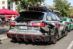 Monaco - Audi RS6 Avant C7 Jon Olsson (PrincepsLS) Tags: berlin germany jon plate monaco license audi avant spotting olsson rs6 c7 monegasque