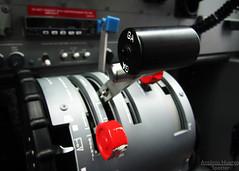 Thrust (Antnio A. Huergo de Carvalho) Tags: grand special button knob knobs missions propeller cessna mixture throttle g1000 garmin mistura c208b grandcaravan garming1000 potncia specialmissions grandcaravanex throttlepanel n867ex