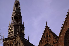 De Oude Kerk (Keith Mac Uidhir  (Thanks for 3.5m views)) Tags: holland netherlands amsterdam de nederland lan paysbas pases jos niederlande  hollandia paesi bajos  amesterdo bassi holandia   hollanda baixos amszterdam belanda  blanda nederlnderna  h  msterdam       nizozemsko   walanda     rile